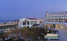 Ocio y restauración en el hotel Las Arenas