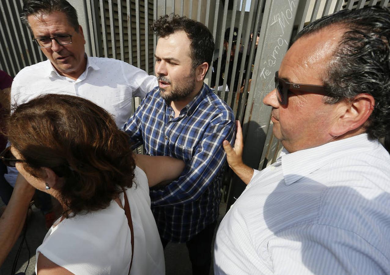 Fotos de la detención de Jorge Rodríguez, presidente de la Diputación de Valencia