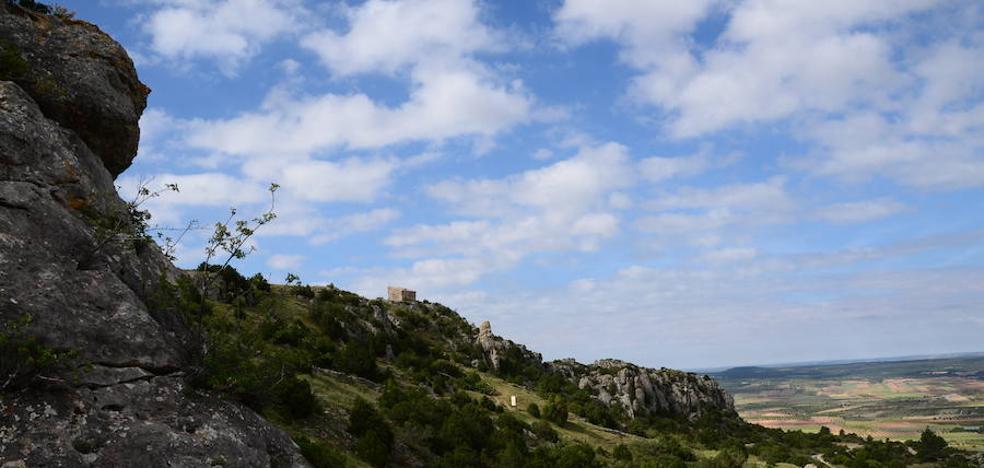 Un poblado fortificado sobre el Molón de Camporrobles