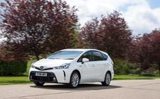 Toyota Prius+ hybrid, desde 25.450 euros