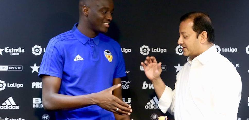 Diakhaby: «No me preocupo de mi precio, me dedico a jugar»