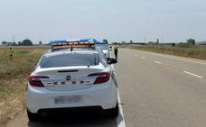 La Guardia Civil de Tráfico alerta contra el efecto Safety Car