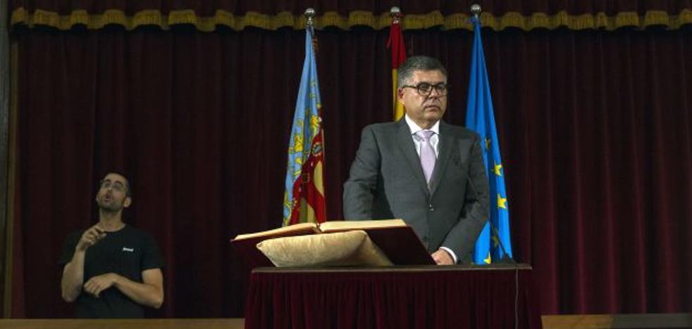 El delegado del Gobierno no comparte «la forma de hacer» del dispositivo de la 'Operación Alquería'