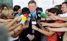 Ximo Puig cree que las medidas policiales «excepcionales» en la operación Alquería «deben tener algún tipo de explicación»
