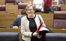 El 1 de julio acaba la sustitución de la consellera Salvador por maternidad