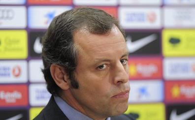 La juez procesa al expresidente del Barça Sandro Rosell por blanqueo