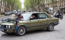 BMW, en el filme 'Misión Imposible 6'