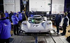 Volkswagen gana con un coche eléctrico