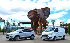 Ford renueva su acuerdo con Bioparc Valencia