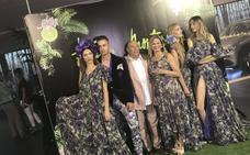 Francis Montesinos, en la 'summer party' de Nemesio