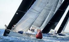 Setenta barcos compiten en el Trofeo SM la Reina