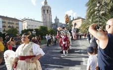 La Feria de Julio empieza con el retorno de Nelet