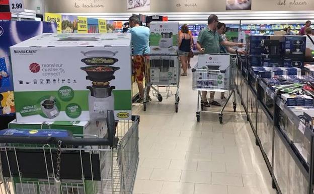 El robot de cocina de lidl se agota en valencia las provincias - Robot cocina lidl ...
