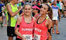 Zarhnoun y Elia Fuentes, ganadores de la 10K de Alboraya