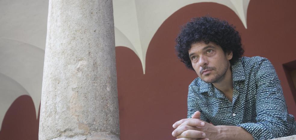 Pablo Molinero, actor: «No estamos viviendo esa primavera cultural de la que se habla»