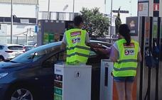 Campaña de Stop Accidentes en Valencia