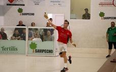 Moltó y Néstor, finalistas de la Copa de raspall con pleno de victorias (25-0)