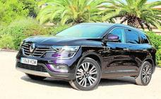 Renault Koleos: Bajo el signo del lujo