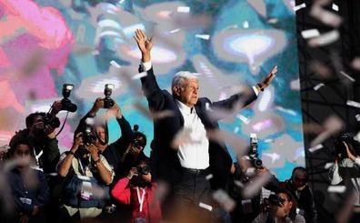 López Obrador amplía su arrolladora victoria