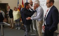 Dimite el presidente de la Diputación de Valencia: «Hemos podido ser torpes pero no ladrones»