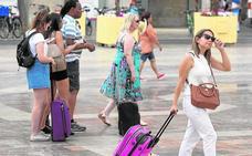 Así es el turista que visita Valencia