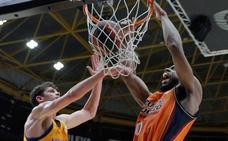 El Valencia Basket incluye en el tanteo a Will Thomas