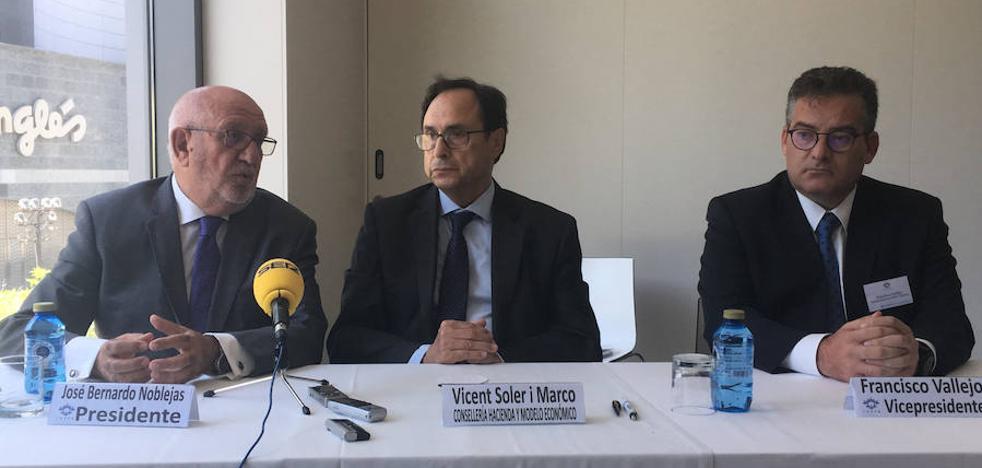 Francisco Vallejo, nuevo presidente del Instituto Valenciano de Empresa Familiar