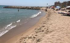 Un bañista de 78 años muere ahogado en la playa de Los Locos de Torrevieja