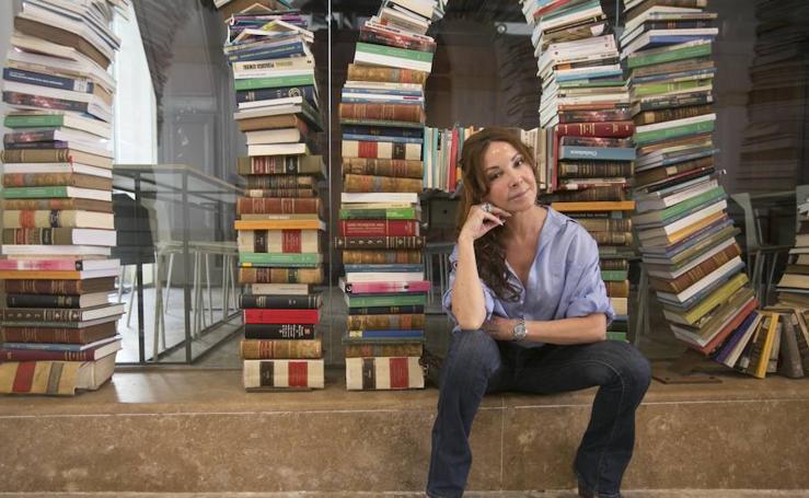 Esmeralda Velasco, un hito en la televisión privada