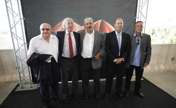 El Valencia CF inicia los actos de celebración del Centenario