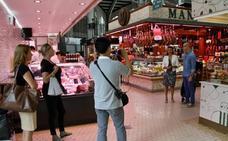 ¿Qué ha comprado la tripulación del barco de lujo en el Mercado Central de Valencia?