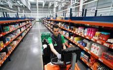 Lanzan una campaña de recogida de firmas para que Mercadona elimine los gastos de envío en las compras online