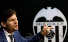 Alemany avanza novedades del nuevo Mestalla para otoño