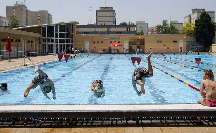 Todas las piscinas donde bañarse este verano en Valencia