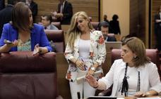 Los Jordis, Lopetegui y Torrebruno se cuelan en una votación secreta de Les Corts