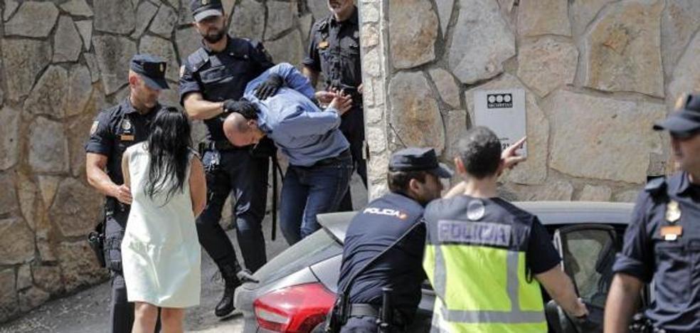 La mafia armenia fundía en un piso de la provincia de Valencia las joyas que robaba en España