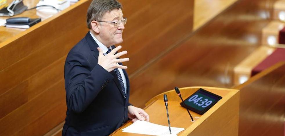 Puig responde a la crisis de Divalterra con una ley para comenzar a vaciar las Diputaciones