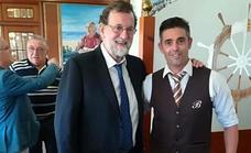 Lo que come cada día Rajoy en Santa Pola
