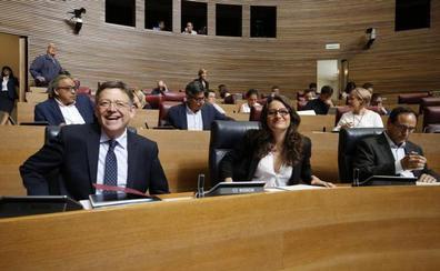 Los 14 nuevos consejeros del Consell Valencià de Cultura y los 14 que se van