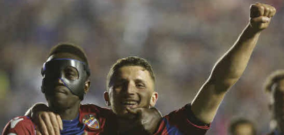 Bardhi: «Mi sueño era jugar en la Liga y quiero seguir en el Levante»