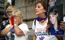 La madre de Nagore revive con 'La Manada' el crimen de su hija