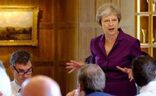 May y sus ministros acuerdan la forma del 'Brexit'
