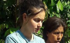 La familia de Patricia Aguilar estudia la «mejor fórmula» para traerla a España