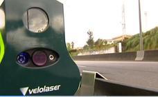 El radar más eficaz de España multa a 500 vehículos en tres horas