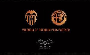 Alfa Romeo, junto al Valencia un año más