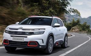 Citroën se apunta al sector más de moda con el C5 Aircross
