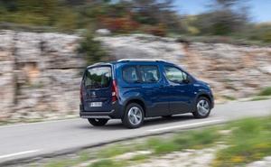 Peugeot Rifter: El coche de las familias