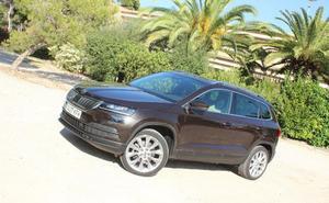 Skoda Karoq: Un SUV con ganas de impresionar