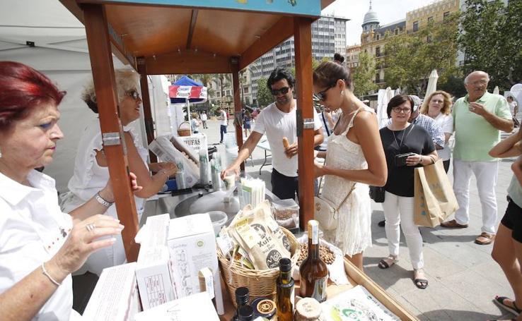 Valencia celebra el Día de la Horchata