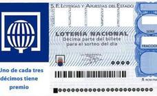 El tercer premio de la Lotería Nacional deja parte de los 200.000 euros en la Comunitat